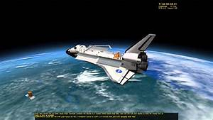 Space Shuttle Mission 2007 - STS 41C Part 2 - YouTube