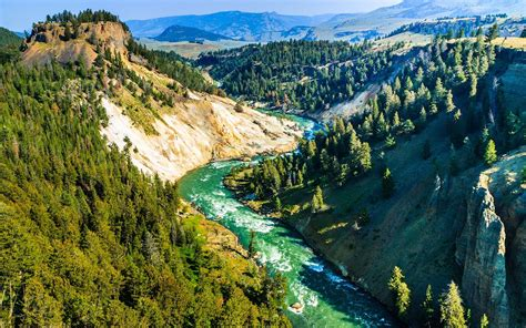 times  visit yellowstone national park travel