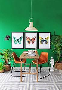 20 pantone inspired rooms that were ahead of their time for What kind of paint to use on kitchen cabinets for nature wall art decor