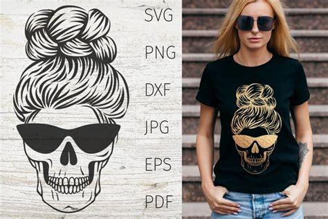 The dead vector, day of the dead logo, halloween logo, halloween svg, halloween vector, calavera svg, mandala skull, mexican skull svg. Skull mom life svg. Skull svg messy bun cut files ...