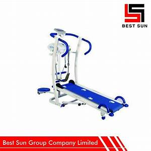 China Multifunction Body Fit Treadmill Manual For Sale