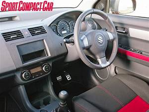 suzuki swift sport interior Cars Wallpapers And Pictures
