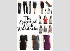 The Essential Work Wardrobe tixeretne