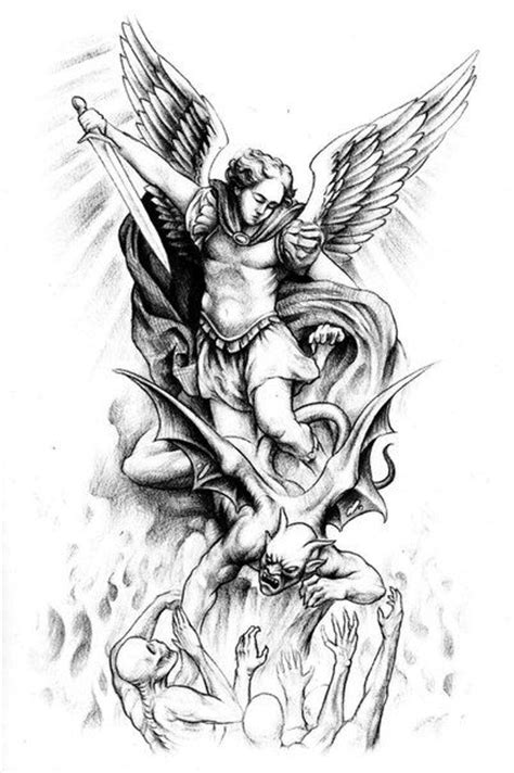 305 best images about st.michael on Pinterest | Gustave dore, Icons and Archangel michael