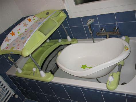 baignoire de pour bebe baignoire sur pieds beaba tobeornottobepma