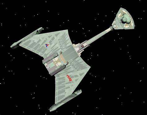 klingon ktinga class spaceship  model sharecg