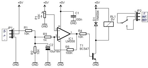 Compact Switch Circuit