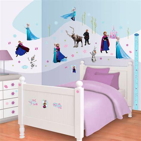 reine des neiges chambre déco chambre la reine des neiges