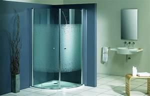 Cabine De Douche Verre Opaque : paroi de douche infos et prix ooreka ~ Edinachiropracticcenter.com Idées de Décoration