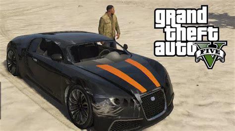 Gta 5 Where To Find Bugatti by Gta V Bugatti Veyron Remake Quot Vehicle Location