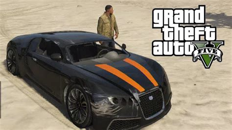 Gta V Bugatti Veyron Remake