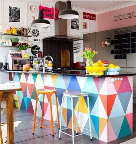 colors for the kitchen 25 best ideas about funky kitchen on eclectic 5584