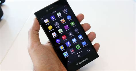 taking the plunge with blackberry s cheap leap