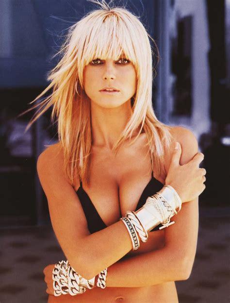 Heidi Klum Girl Nude