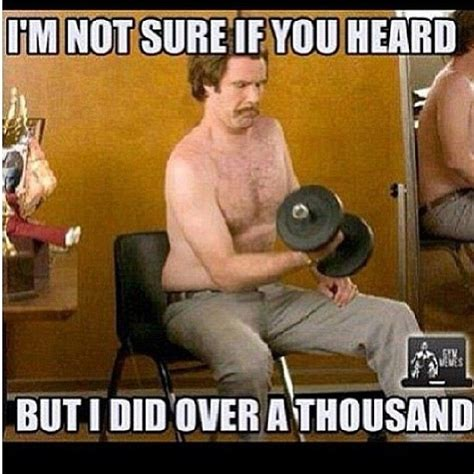 Anchorman Quotes Weight Lifting