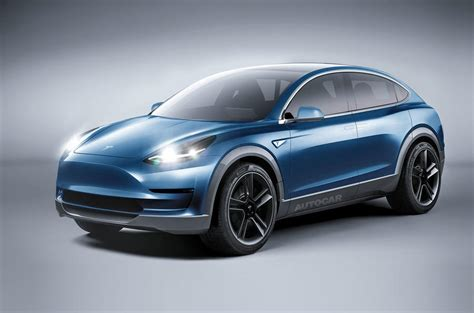 View Model Y Types Of Tesla Cars Background