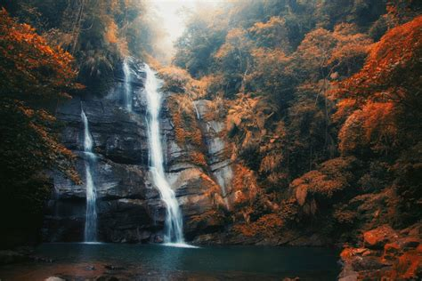 Waterfall HD Wallpapers and Background Images - Static ...