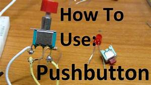 5imple Circuits  How To Use A Push Button