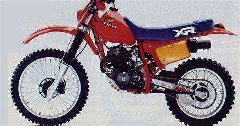 Honda Xr 250 Enduro Upcoming Bikes, Prices, Pictures