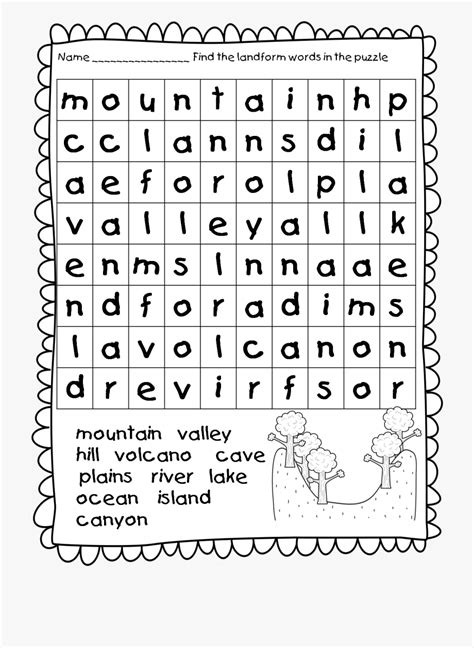 pedagogic st grade word searches kittybabylovecom
