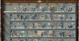 Vault Tec Perk Chart Fallout 4 Perks List All 270 Special Perks Listed
