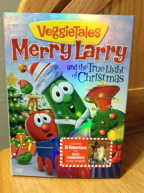 veggietales quot merry larry and the true light of
