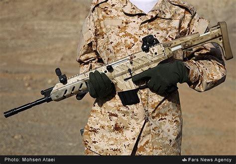 iran catches  modular bug meet  fateh assault rifle  firearm blog