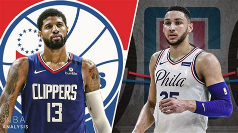 NBA Rumors: This 76ers-Clippers trade features Paul George ...
