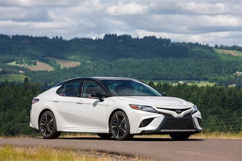 2018 Toyota Camry production kicks off in Kentucky   The