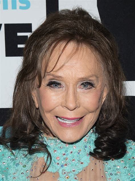 Loretta Lynn Country singer, Songwriter  TV Guide