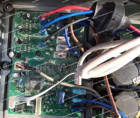clim bi split forum d 233 pannage climatisation panne clim airton bi split affiche code erreur e5
