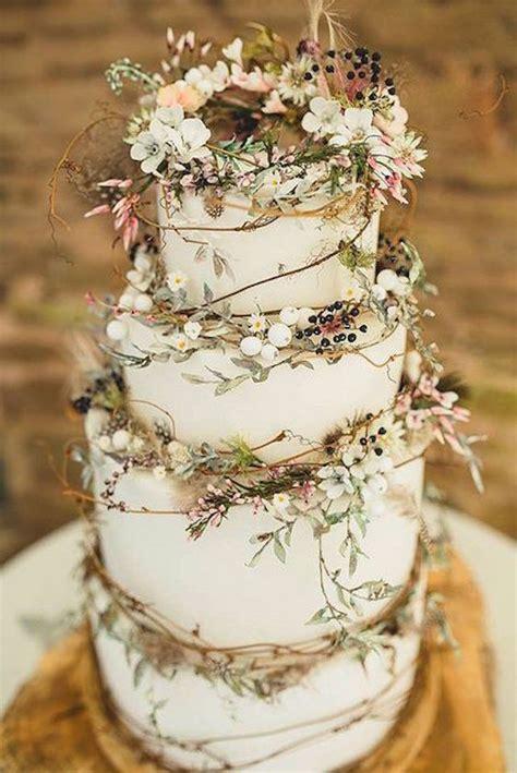 45 Classy And Elegant Wedding Cakes Graceful Inspiration