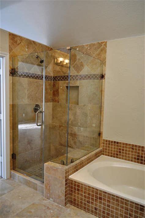 bathroom remodel ideas walk in shower bathrooms before after