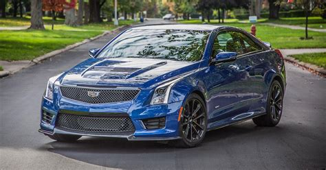 2019 Cadillac Atsv Coupe Review One Last Spin In The M4
