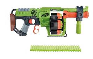 Nerf Zombie Strike Guns