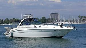 2002 Sea Ray 380 Sundancer Power Boat For Sale