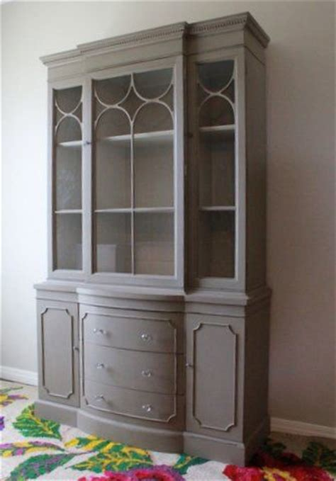 painted duncan phyfe china cabinet vintage duncan phyfe china cabinet