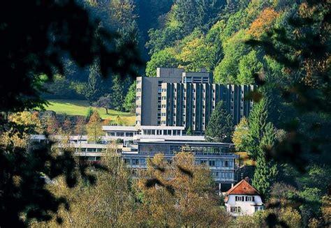 klinik  bad liebenzell aok klinik schlossberg