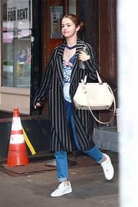 Selena Gomez Street Style - NYC 09/26/2017