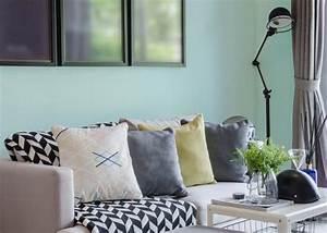 Bleu Vert Couleur : le c ladon la douce couleur phare de l t eve mag ~ Melissatoandfro.com Idées de Décoration