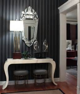 Wall Painting Ideas For Living Room by Best 25 Striped Hallway Ideas On Pinterest Stripe Walls