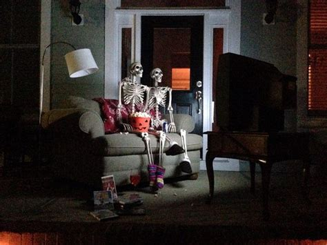 house porch at night 17 best images about baxter skeletons front porch fun on