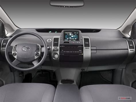toyota prius pictures dashboard  news world