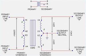 Transformer Wiring Diagram Single Phase  U2013 Moesappaloosas Com