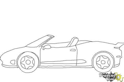 draw  car easy drawingnow