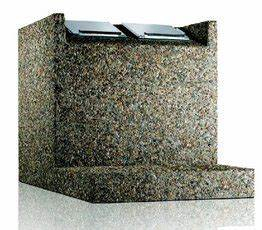 Paul Wolff Gmbh : m lltonnenbox betonklassik eh 1100 passend f r 1 m llcontainer 1100 liter hersteller paul ~ Frokenaadalensverden.com Haus und Dekorationen
