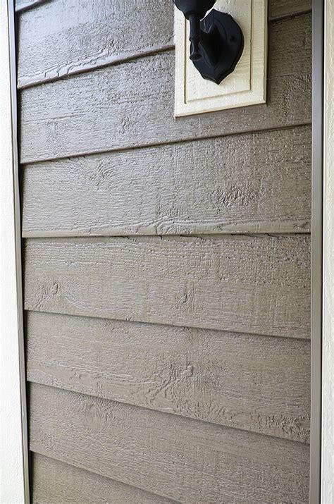 canexel siding option royalhomescom exterior finishes