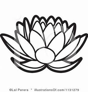 White Lotus Clip Art (26+)