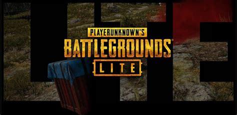 playerunknowns battlegrounds lite pubg lite una