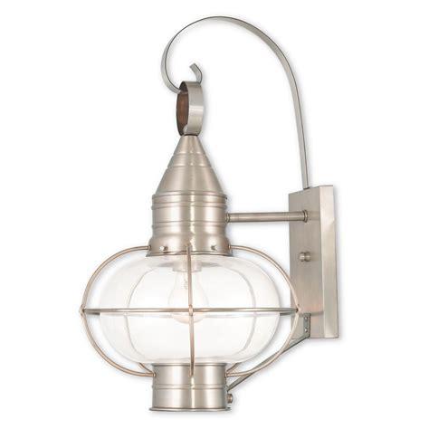 progress lighting beacon collection 1 light stainless
